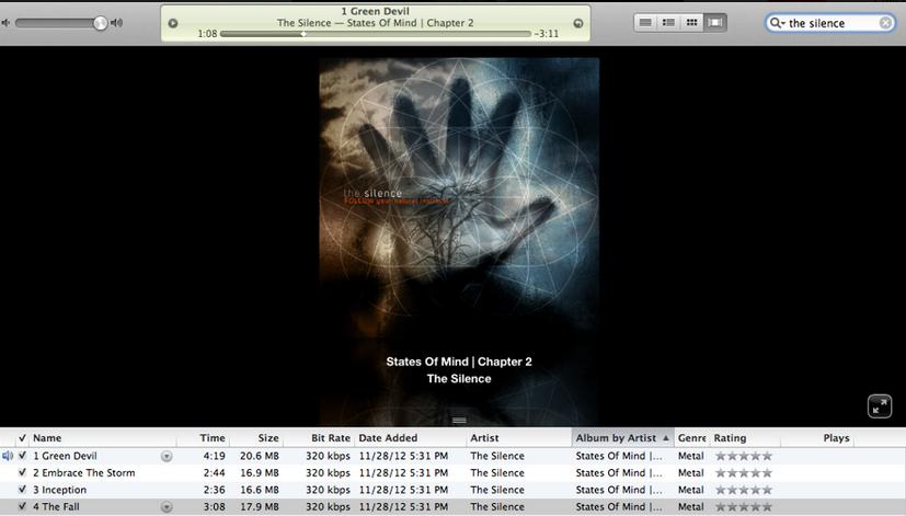 The Silence disponibiliza download