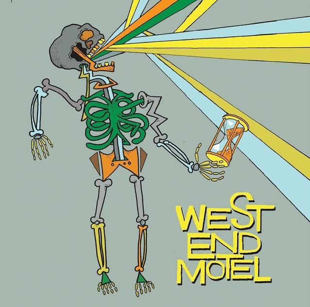 Ouça novo álbum do West End Motel