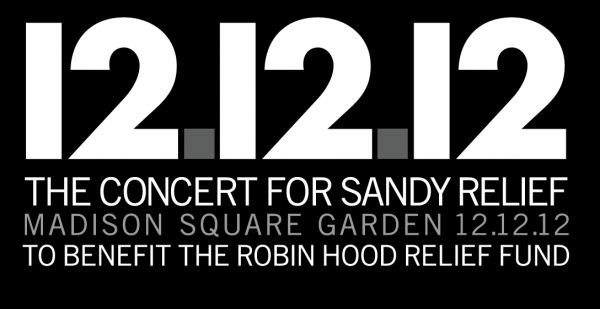 12.12.12 - The Concert for Sandy Relief