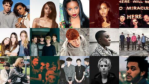 Confira a primeira lista Sons de 2013 da BBC