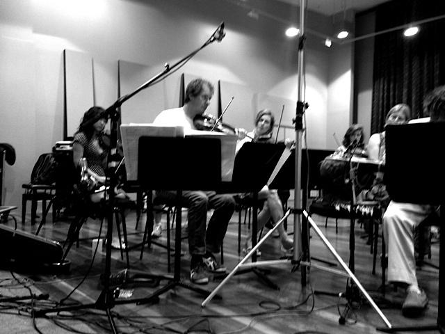 Jonny Greenwood com a Australian Chamber Orchestra