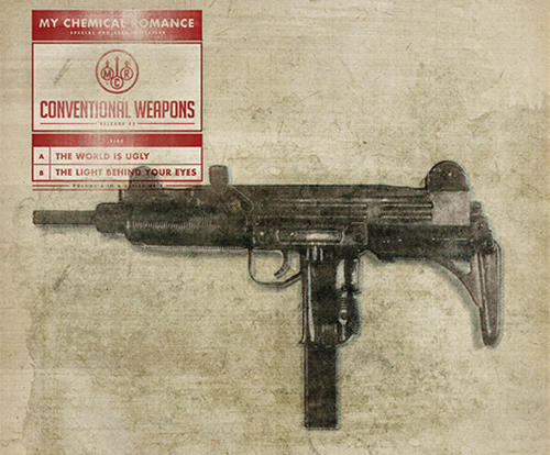 My Chemical Romance - Conventional Weapons Number three