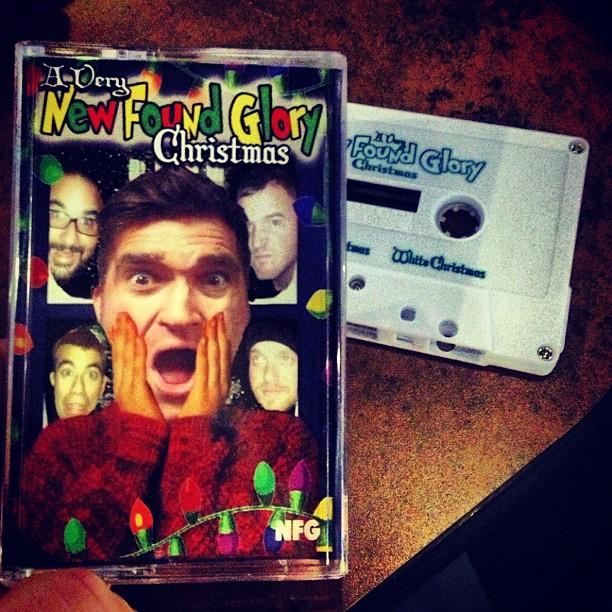 New Found Glory divulga música de Natal na web