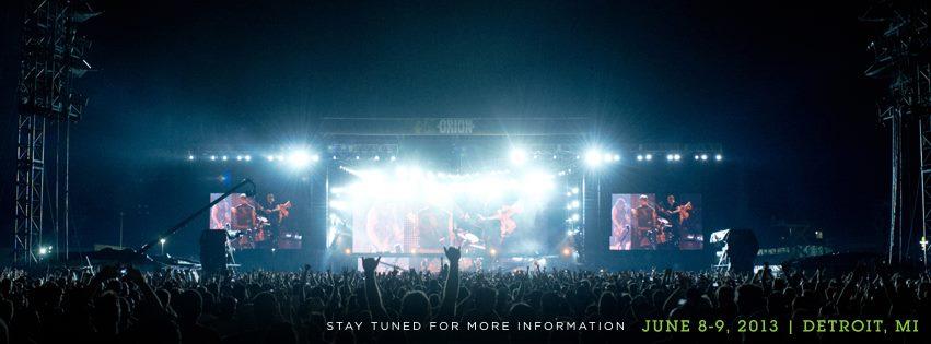 Orion Music + More já tem data e local definidos em 2013