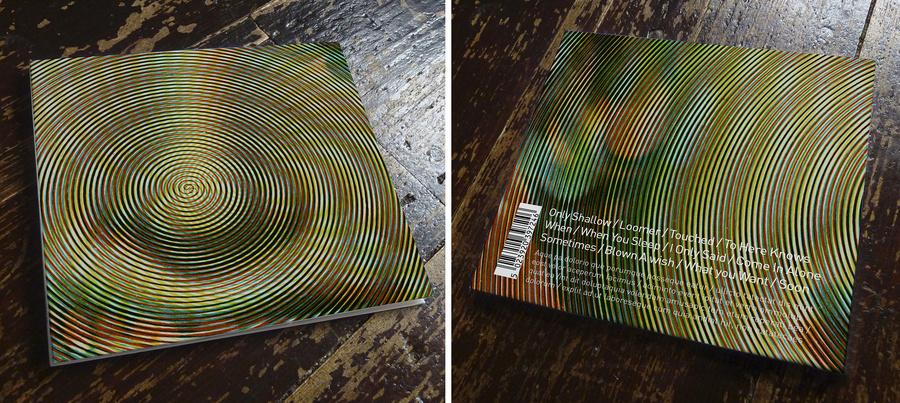 Possível capa do novo álbum do My Bloody Valentine