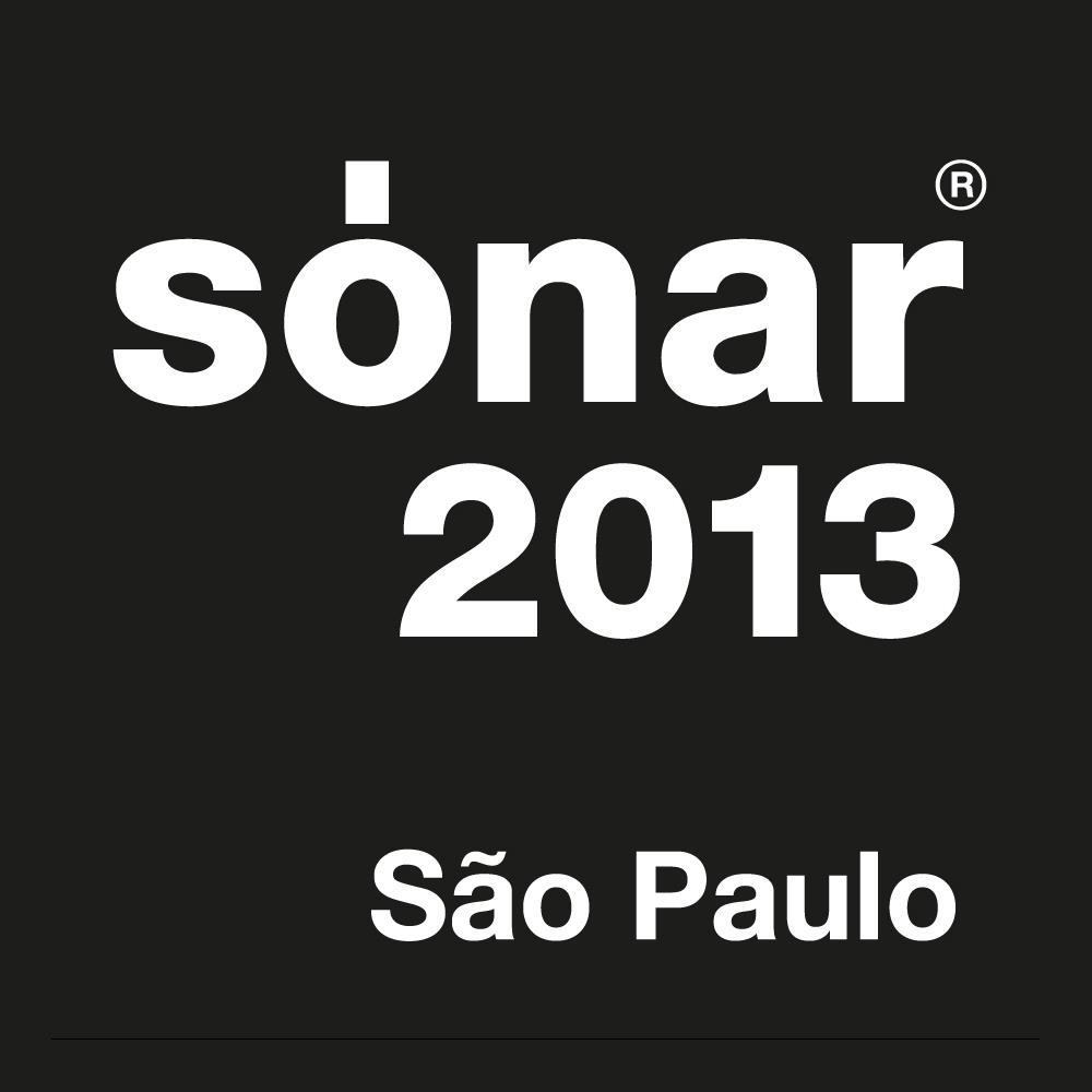 Sónar São Paulo 2013