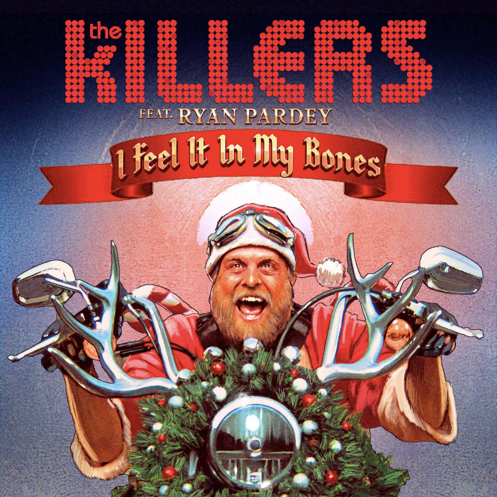 The Killers - I Feel It In My Bones (Featuring Ryan Pardey)