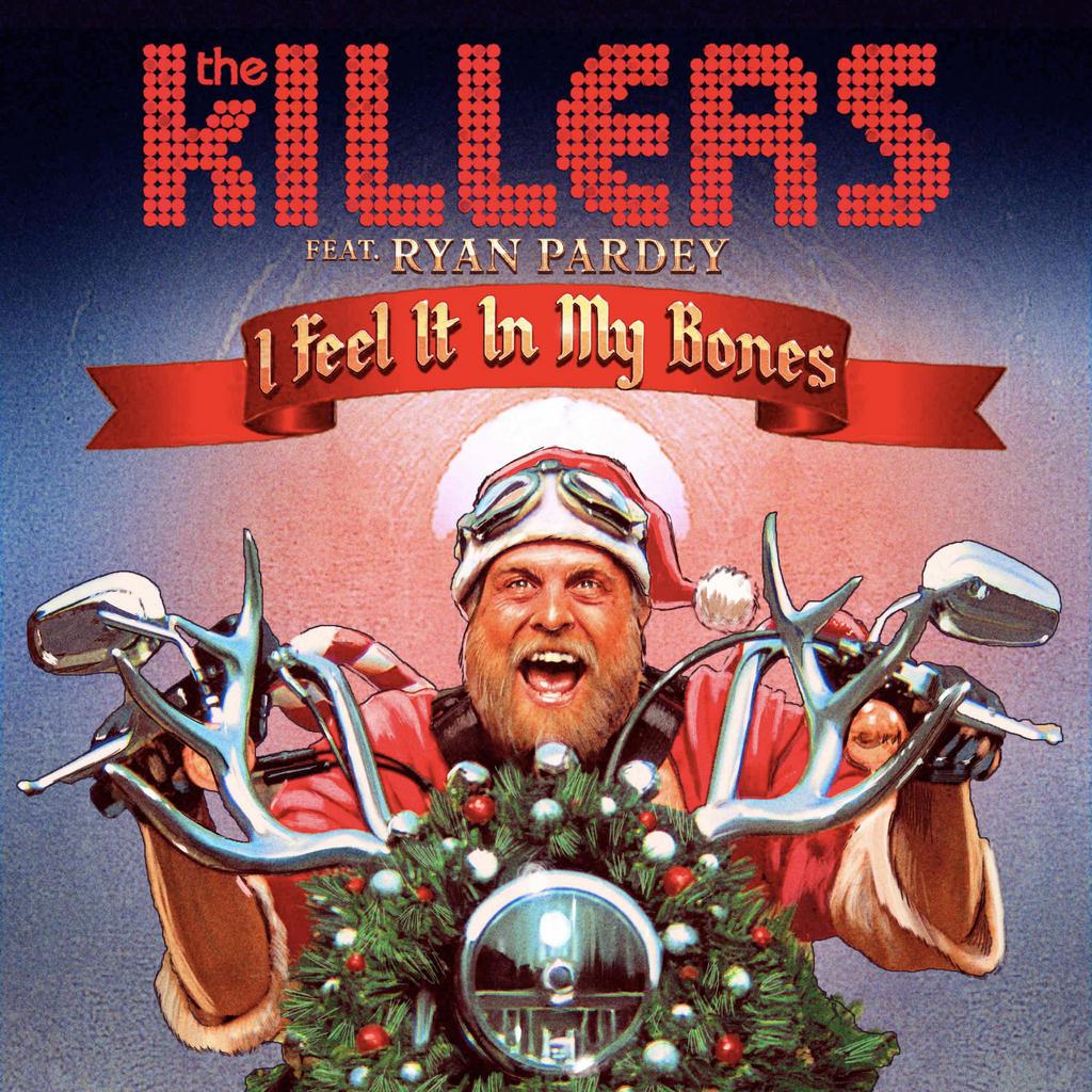 The Killers - I Feel It In My Bones (Featuring Ryan Pardey)