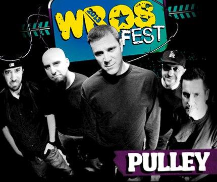 Wros Fest confirma Pulley em sua edição de 2013