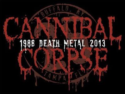 Cannibal Corpse planeja novidades em comemoração aos 25 anos da banda