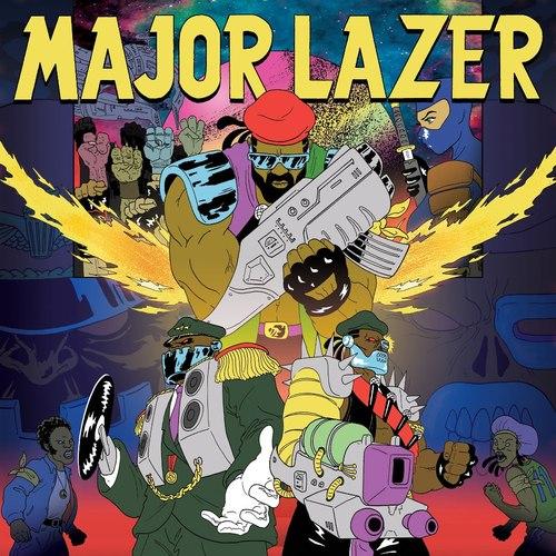 Confira as faixas que irão compor o novo álbum do Major Lazer