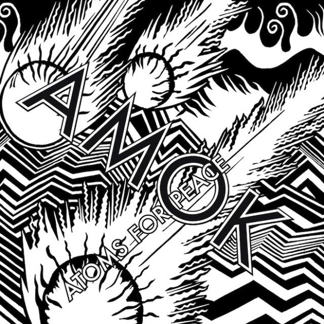 Detalhes sobre o disco de estreia do Atoms For Peace são divulgados