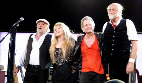 Fleetwood Mac lançará novas músicas em 2013