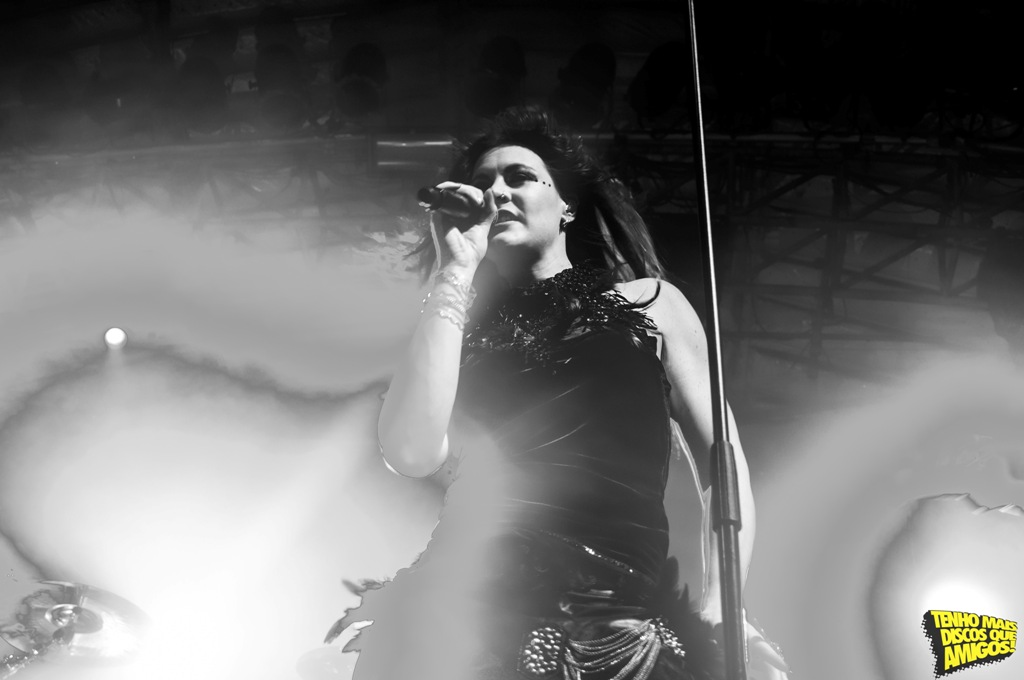Fotos exclusivas: Nightwish no Circo Voador (10/12/12)