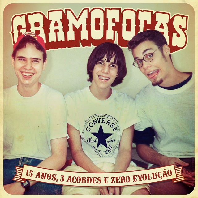 Gramofocas lança álbum em comemoração aos 15 anos da banda