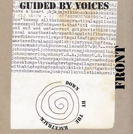 Guided By Voices - Down by the Racetrack EP