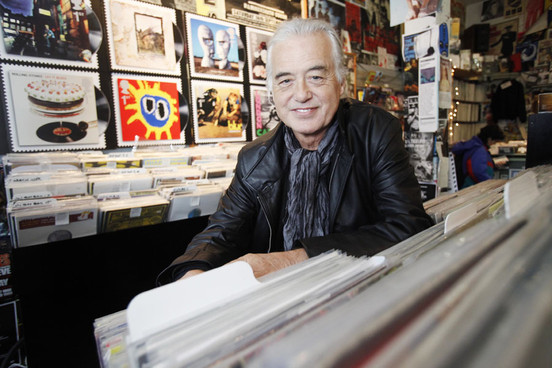 Jimmy Page (Led Zeppelin) planeja turnê solo para 2013