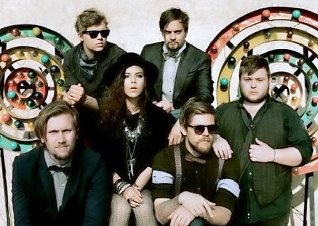 Of Monsters and Men no Lollapalooza Brasil 2013