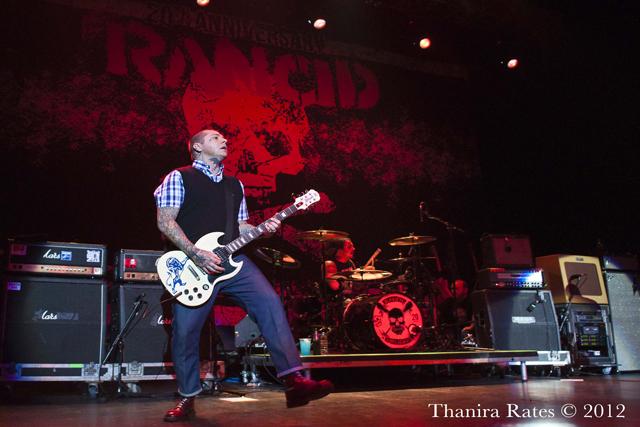 Resenha e fotos: Cock Sparrer e Rancid em Londres (14/12/12)