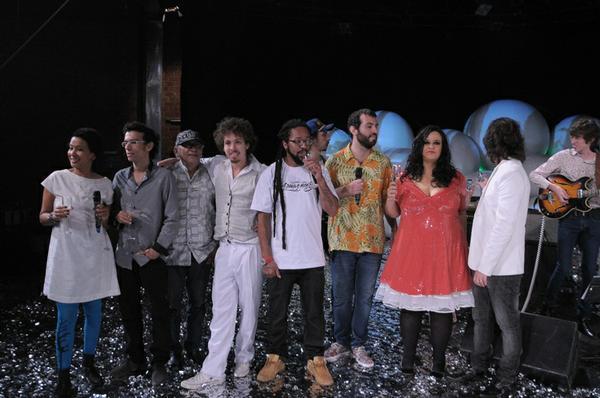 Show da Virada na TV Cultura