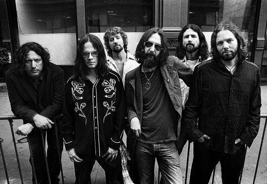 The Black Crowes anuncia turnê para 2013