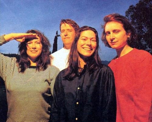 Kim Deal e a reunião com The Breeders