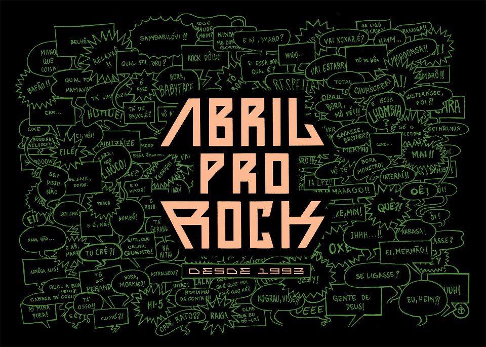 Abril Pro Rock 2013