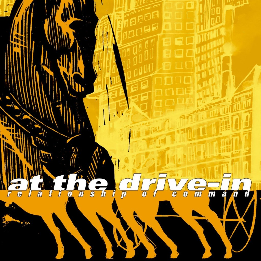 At the Drive-In - Relationship of Command