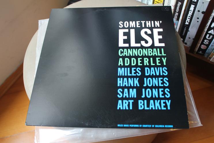 Cannonball Adderley - Something Else