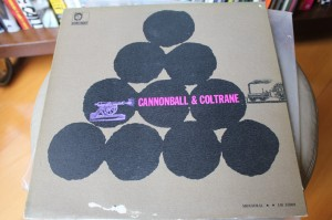 Cannonball Adderley & John Coltrane - Cannonball & Coltrane