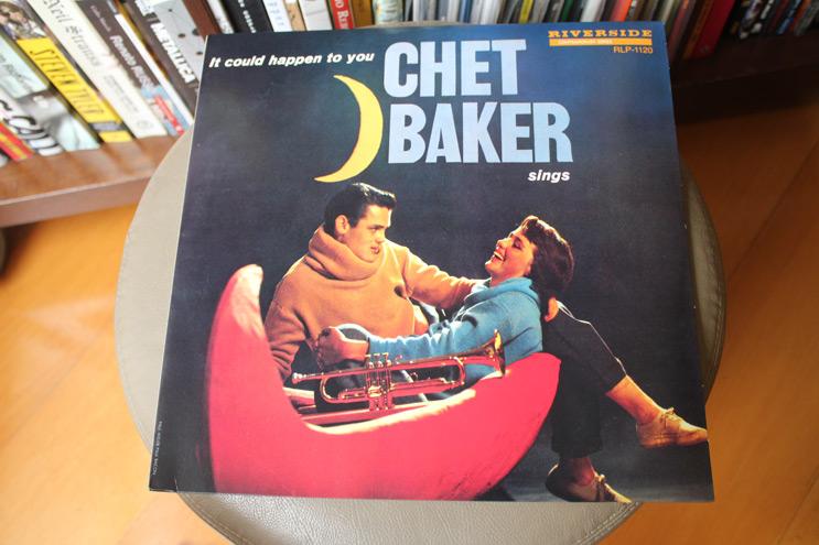 """Chet Baker - Chet Baker Sings """"It Could Happen To You"""""""