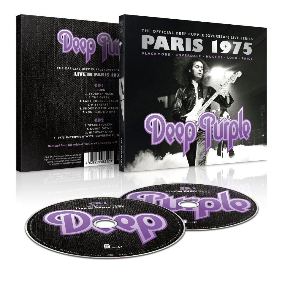 Deep Purple - Live in Paris 1975