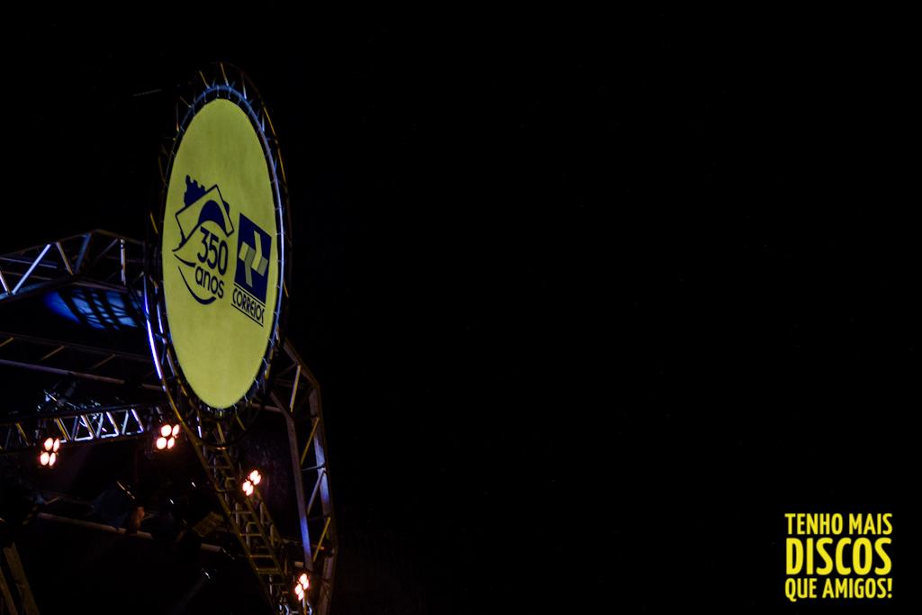 Parada Musical 2013 em Curitiba - Correios 350