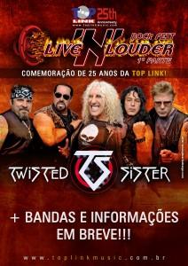 "Live ""N' Louder retorna ao Brasil"