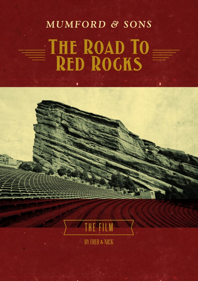 Mumford&Sons - The Road to Red Rocks