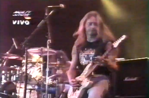 Alice In Chains no Hollywood Rock 1993