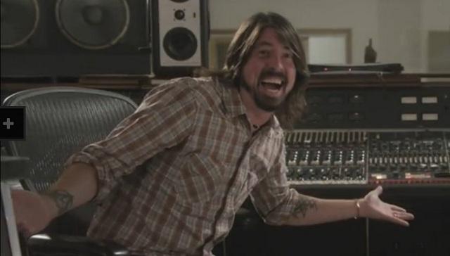 Dave Grohl fala sobre o documentário Sound City