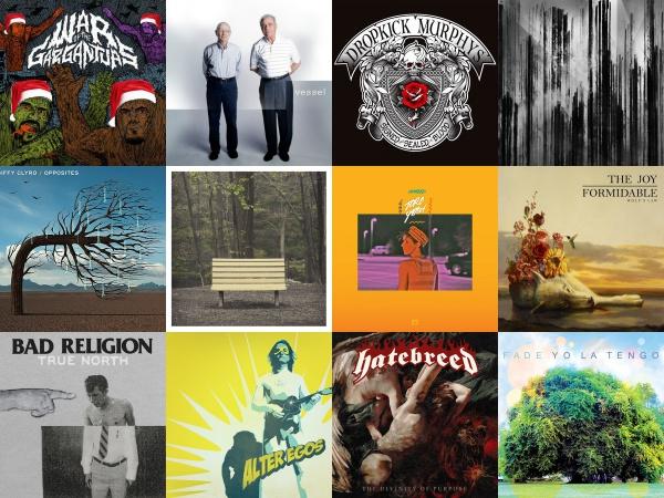 Discos que você deveria ouvir em Janeiro