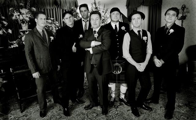 Integrante do Mumford and Sons participa do álbum do Dropkick Murphys