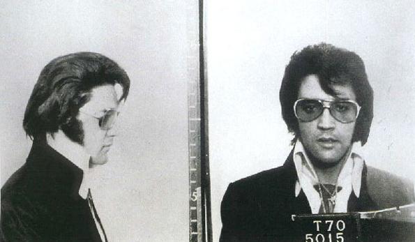 Elvis Presley na prisão
