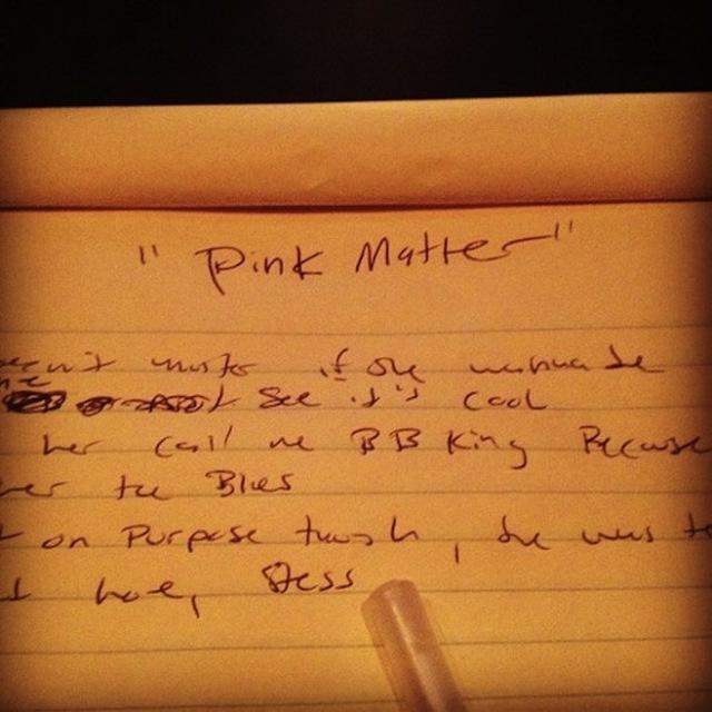 """Frank Ocean com Big Boi e Andre 3000 (Outkast) - """"Pink Matters"""""""