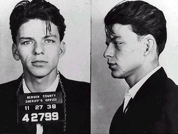 Frank Sinatra na prisão