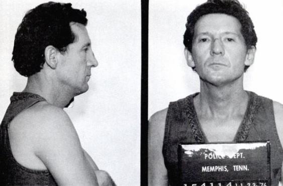 Jerry Lee Lewis na prisão