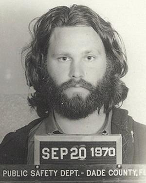 Jim Morrison na prisão