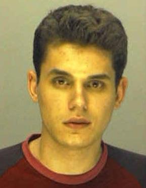 John Mayer na prisão