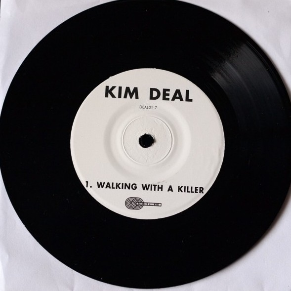Kim Deal - Walking With A Killer