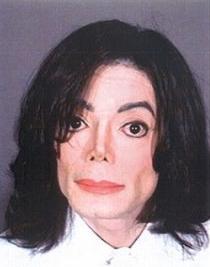 Michael Jackson na prisão