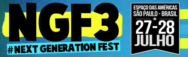 Next Generation Fest ganha sua terceira edição