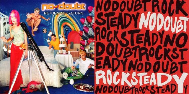 No Doubt relança dois álbuns em vinil duplo picture disc