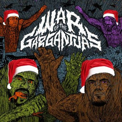 Phil Anselmo e Warbeast - War Of The Gargantuas